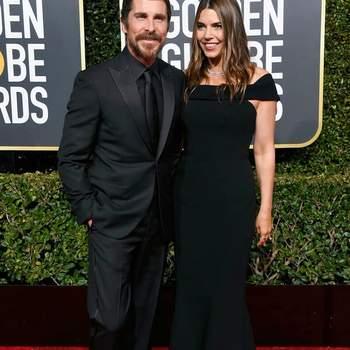Christian Bale  e Sibi Blazi   Foto Instagram