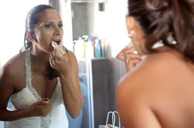 Schminktipps: So hält das Braut-Make up den ganzen Tag!