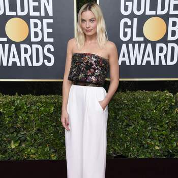 Margot Robbie veste Chanel. Crédits: Cordon Press
