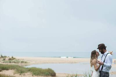 A veces la realidad supera a los sueños: la boda de Miriam y Sergio