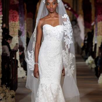 Reem Acra. Bridal Spring Collection