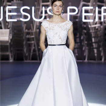 Créditos: Jesus Peiro   Barcelona Bridal Fashion Week