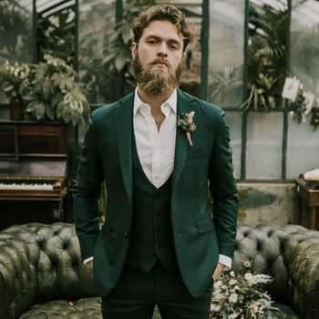 Credits: Wedding Suit Men