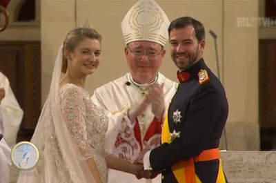 Guillaume de Luxembourg et Stéphanie de Lannoy : un mariage royal digne d'un conte de fées