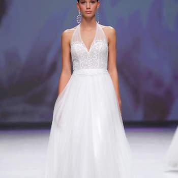 Créditos: Aire Barcelona | Barcelona Bridal Fashion Week