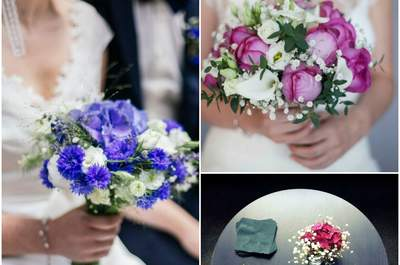 Les meilleurs fleuristes pour votre mariage en Rhône-Alpes!