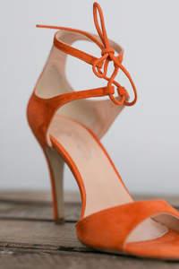 Chaussures de mariage de couleur : toutes les tendances