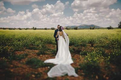 Risas, alguna lágrima y mucho amor: la emocionante boda de Consoli y Edu