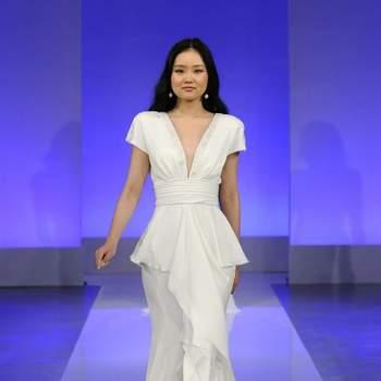 Robe de mariée modèle Galvado