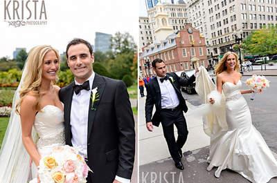 Inspiración para las fotos de bodas en la