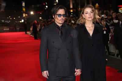 ¡Johnny Depp y su novia Amber Heard ya son marido y mujer! Te damos los detalles