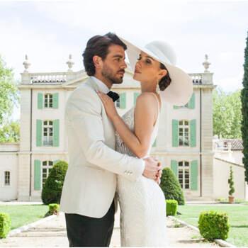 Klassieke en elegante wedding styled shoot in de Provence   Foto: I Shoot Weddings