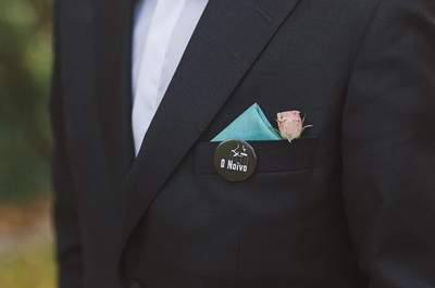 Os acessórios de noivo essenciais par 2016: Laço, gravata e suspensórios!
