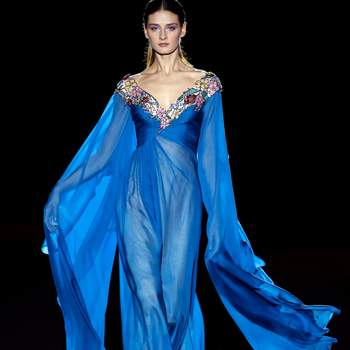 Hannibal Laguna | Credits: Mercedes-Benz Madrid Fashion Week