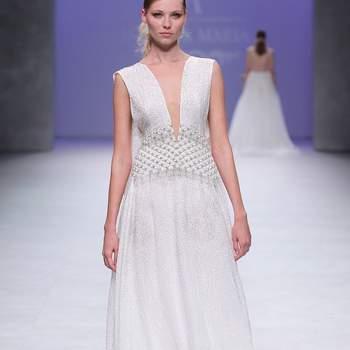 Marco María. Barcelona Bridal Fashion Week.