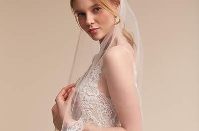 Les plus beaux voiles de mariée