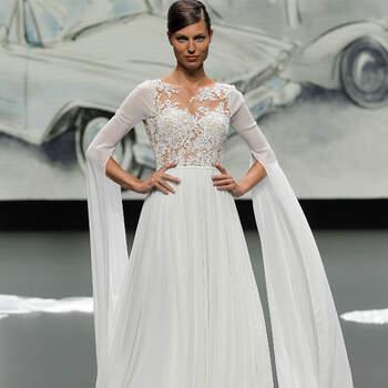 House of St. Patrick 2021   Créditos: Valmont Barcelona Bridal Fashion Week 2020