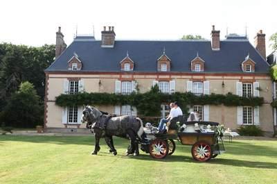 Photo : Château de la Noé Vicaire
