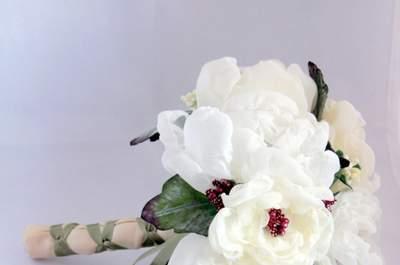 Una boda con flores, la tendencia de 2013