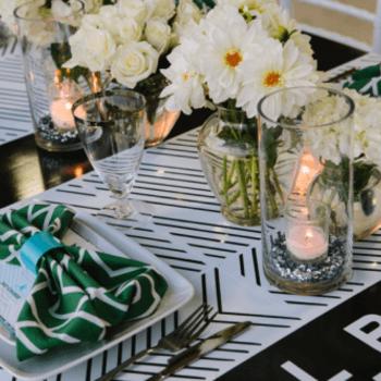 A cor esmeralda é uma das tendências de cores para casamentos em 2013 e se você quer sua decoração desta cor, veja estas inspirações que separamos!