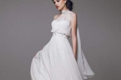 Vestidos de novia Blumarine 2015: Modelos chic y con detalles ultra elegantes… ¡Perfectos para ti!