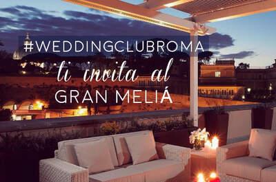 Partecipa anche tu al contest #WeddingClubRoma