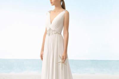 Robes de mariée coupe empire : un look des plus romantiques