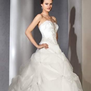Robe de mariée Christine Couture 2013 - modèle Elvire