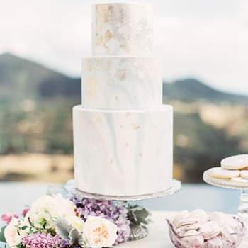 Credits: Jasmine's wedding cake
