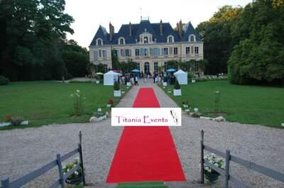 Un mariage organisé à votre image avec Titania Events