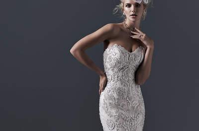 Sottero and Midgley outono 2015: vestidos de noiva clássicos e glamourosos