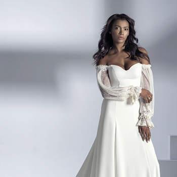Atelier Gio Rodrigues | Modelo do vestido: Florence