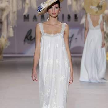Marylise by Rembo Styling. Credits: Barcelona Bridal Fashion Week