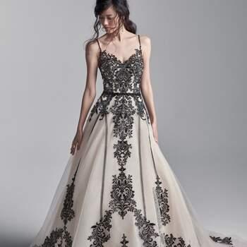 Créditos: Sottero & Midgley   Modelo do vestido: Santiago