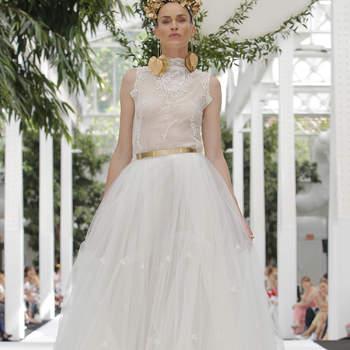 Carmen Halffter. Credits: Bridal Love Madrid