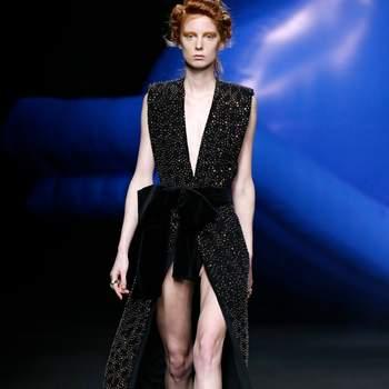 Ana Locking | Credits: Mercedes-Benz Madrid Fashion Week