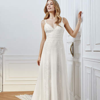 Créditos: ST Patrick | Modelo do vestido: Aveyron