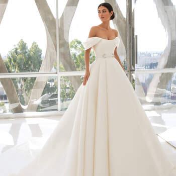 Créditos: Pronovias Cruise 2021 | Modelo do vestido: Lynn