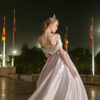 Modelo Ginger Rogers   Foto: Marina Fava
