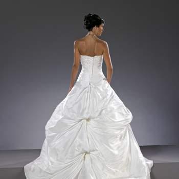 Robe de mariée Christine Couture 2013 - modèle Belle dos
