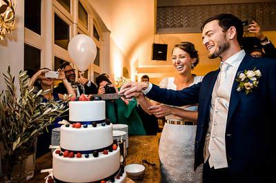 Cómo escoger la torta de tu matrimonio. ¡10 imperdibles consejos para acertar con la decisión más dulce!