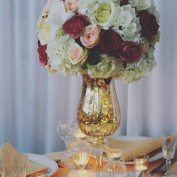 Créditos: Event Styling & Prop Hire