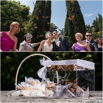 "<a href=""http://www.caprichia.com/"" target=""_blank"">Caprichia</a> Romantisme du mariage estival"