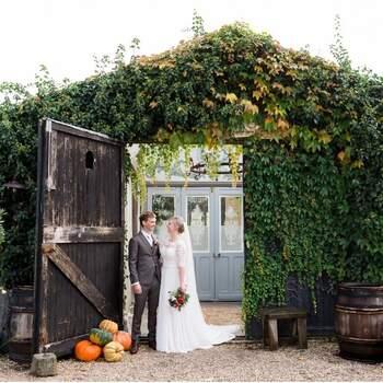 Real Wedding: proef het najaar met deze herfstbruiloft!   Foto: Moniek van Gils Fotografie