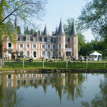 Photo : Château de la Plumasserie