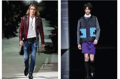 IN & OUT Milano Moda Uomo 2015-16: due stilisti al giorno levano il trend di torno...