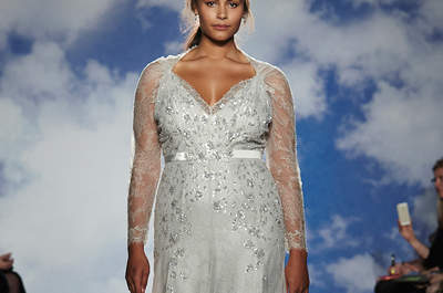 Os vestidos de noiva de Jenny Packham 2015 - New York Bridal Week