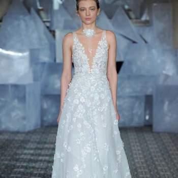 Créditos: Mira Zwillinger   New York Bridal Week
