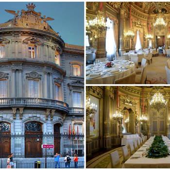 Credits: Palacio de Linares - Spagna