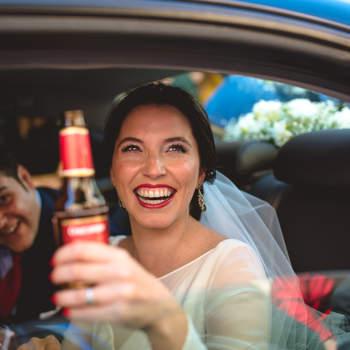 Vota por la foto de boda más refrescante